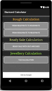 Diamond Jew Tag Calculator screenshot 1
