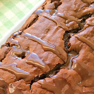 Chocolate Chocolate Chip Bread with a Chocolate Glaze