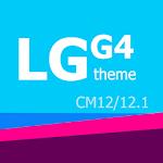 CM12/12.1 LG G4 Theme v1.3