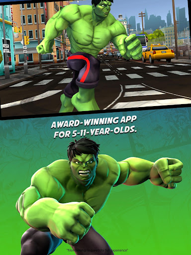 Marvel Hero Tales filehippodl screenshot 12