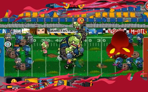 SWAT and Zombies Season 2 – ескіз знімка екрана