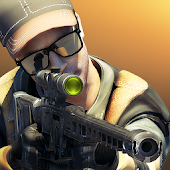 Sniper Shooter 3D - Terminator