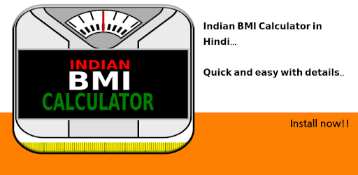 Indian BMI Calculator (Hindi) - Apps on Google Play