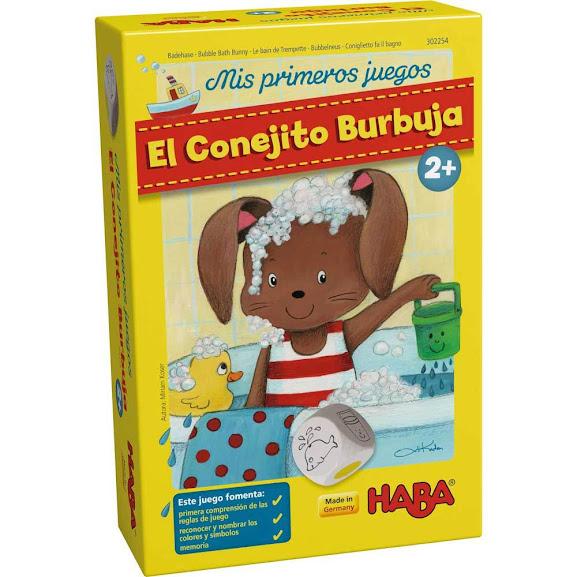 HABA® El Conejito Burbuja