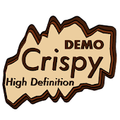 CRISPY HD - ICON PACK(FREE DEMO)