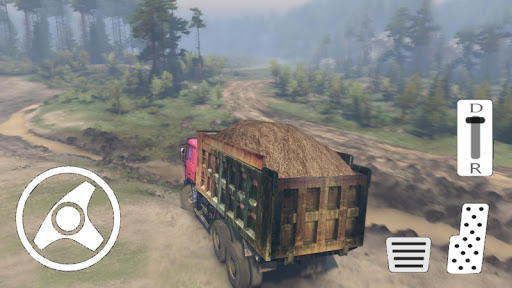 Truck Driver Operation Sand Transporter 1.1 screenshots 2