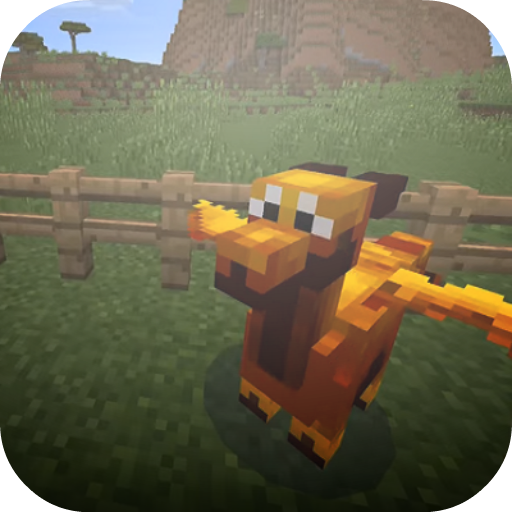 Dragon Mounts Addon For MCPE