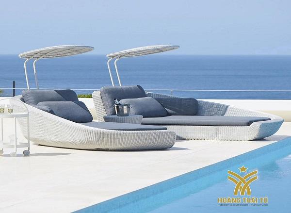 ghế nằm hồ bơi đà nẵng