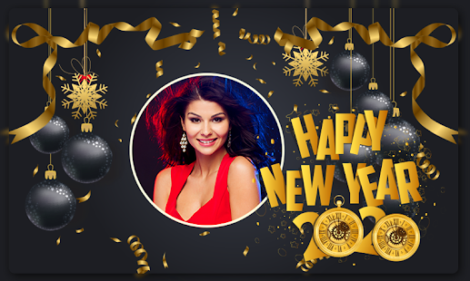 Download New Year Photo Frames 2020 For PC Windows and Mac apk screenshot 2