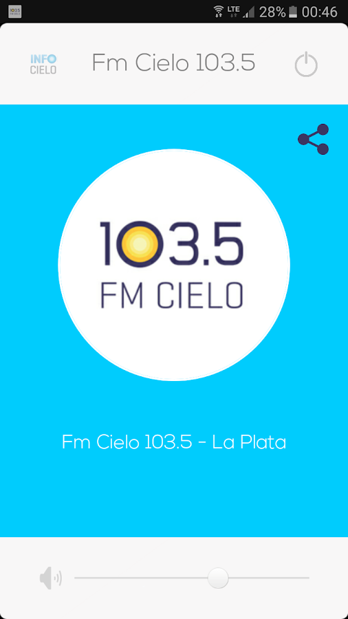 Fm Cielo 103.5 - La Plata- screenshot