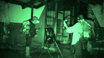 Haunted Island Prison / Ucumar