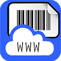 WebScan - search barcode icon