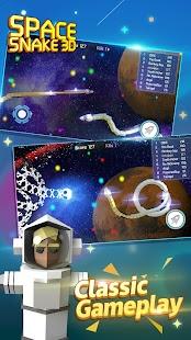 Space Snake.io 3D - náhled