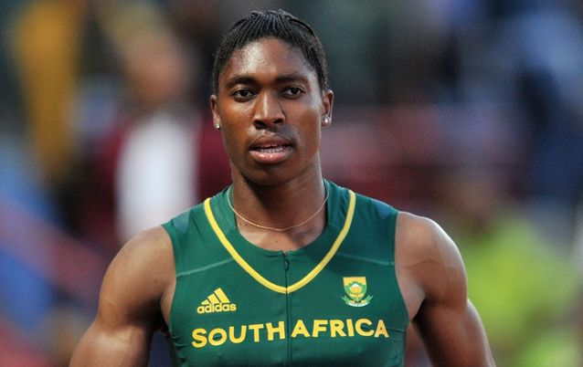 Caster Semenya. Picture: BACKPAGEPIX