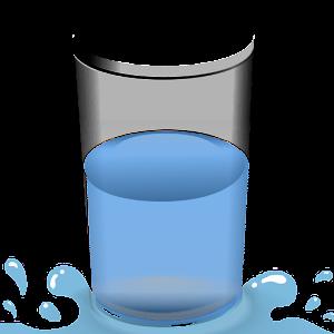 Beber agua diariamente Gratis