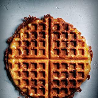 Basic Waffle Batter.