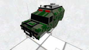ARMOURED 4X4 OFF ROAD