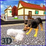 Wild Dog Attack Simulator 3D Icon