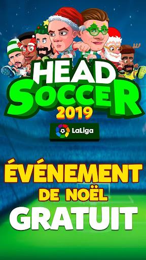 Head Soccer LaLiga Football 2019 Jeux de Football  screenshots 1