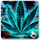 Download Neon Weed Keyboard Theme For PC Windows and Mac