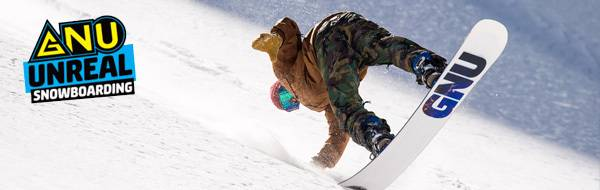 gnu unreal snowboards west site boardshop gent