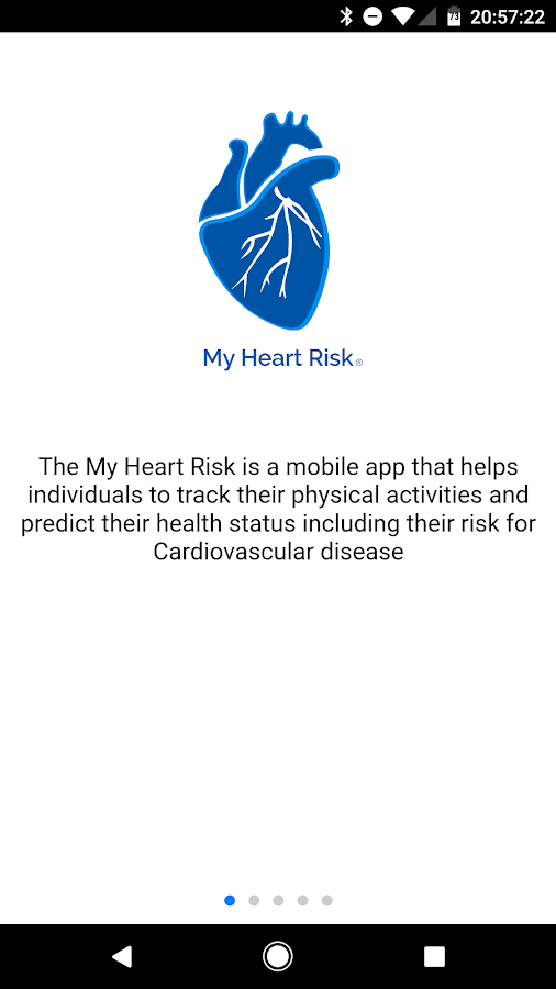 My Heart Risk- screenshot