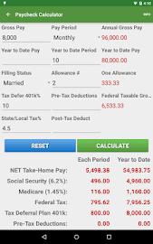 Financial Calculators Screenshot 24