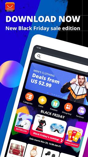 AliExpress - Smarter Shopping, Better Living 7.10.1 screenshots 1