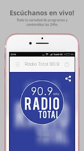 Radio Total 90.9- screenshot thumbnail