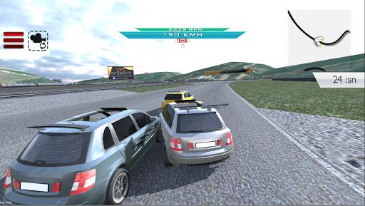 Stilo Car Simulation Race - Drift - City  screenshots 6