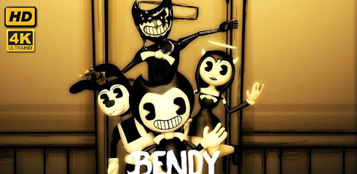 Descargar Bendy And The Ink Machine Wallpaper Para Pc Gratis