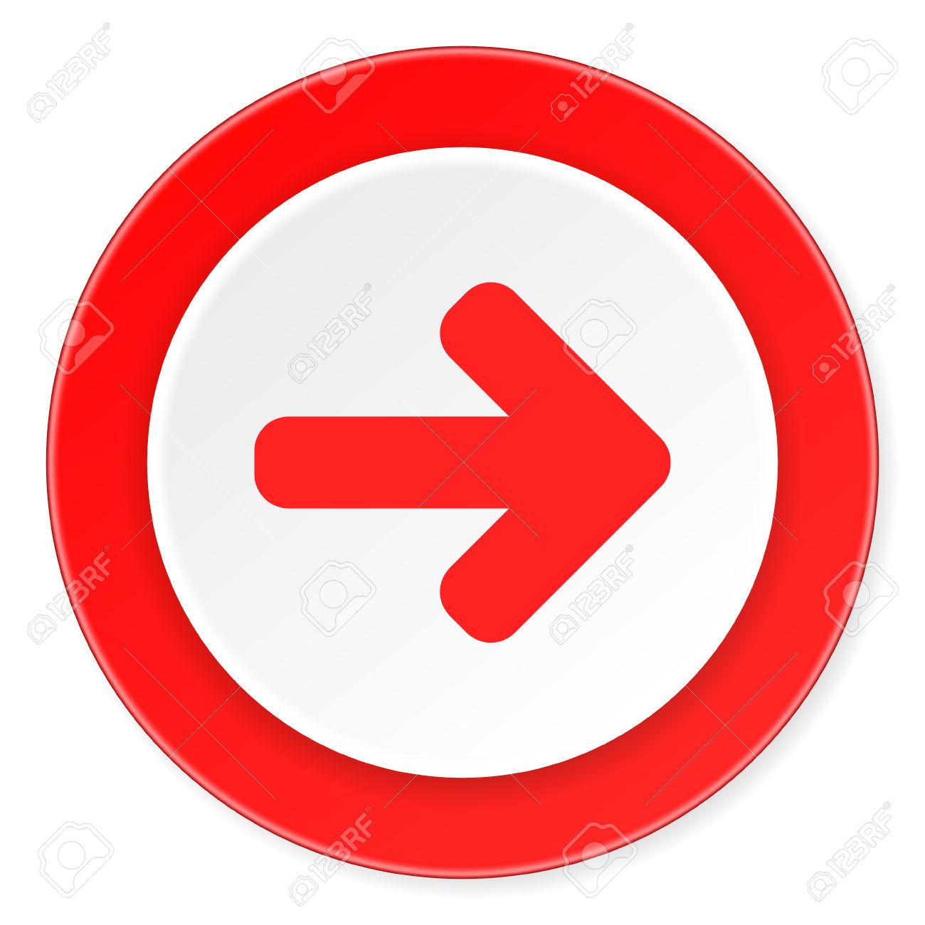 47509193-flecha-derecha-c-rculo-rojo-3d-icono-plana-dise-o-moderno-en-el-fondo-blanco-Foto-de-archivo.jpg