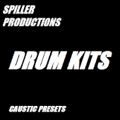 Caustic Presets Drum Kits