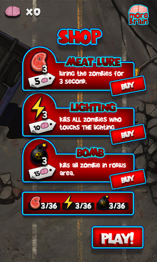 Zombie Smasher 1.9 screenshots 5