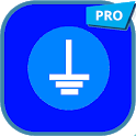 electronics and electrical symbols icon