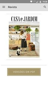 Revista Casa e Jardim screenshot 3
