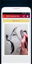 Wolf Drawing - screenshot thumbnail 05