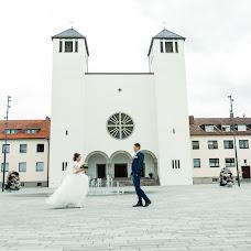 Wedding photographer Anastasiya Laukart (sashalaukart). Photo of 04.09.2018