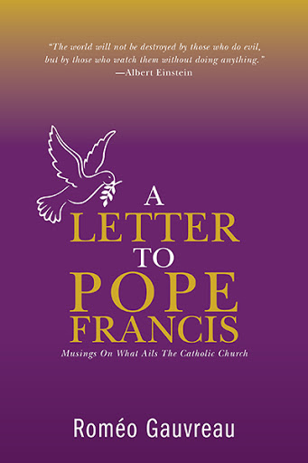 A Letter to Pope Francis cover
