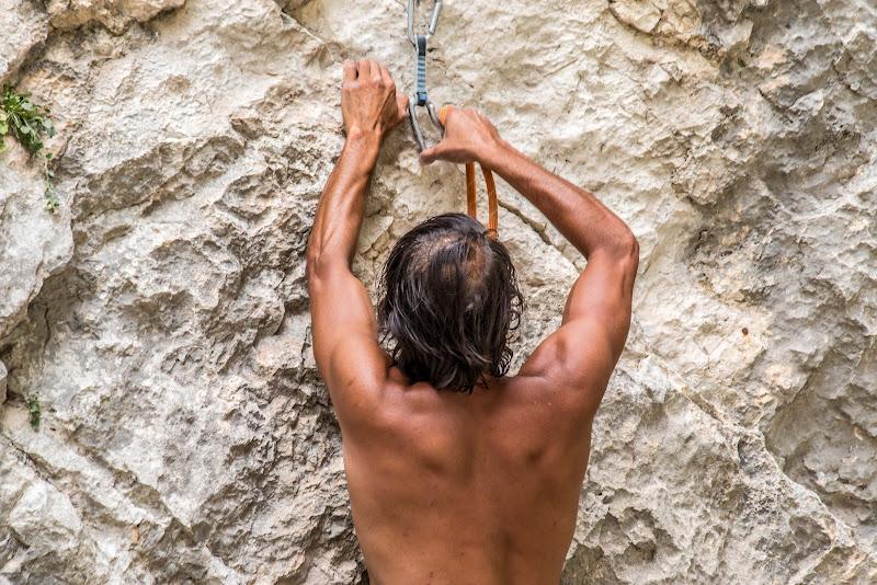 Climber detail di Andrea Calò