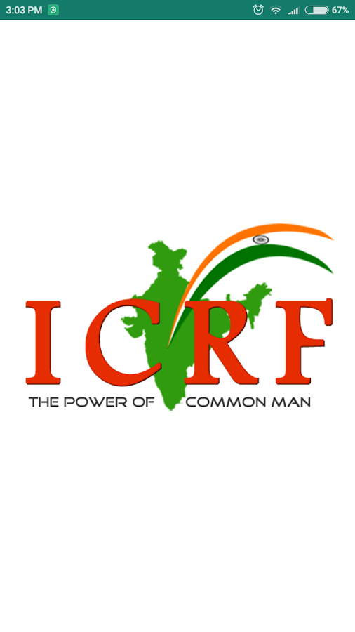 ICRF - (For every Indian)- screenshot