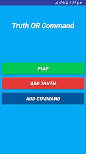 Tải Truth Or Command APK