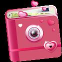 Love Collage Grid Photo Maker icon