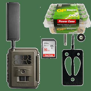 Burrel Kamerapaket S12HD+SMS PRO