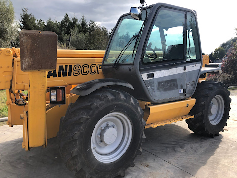 Picture of a MANITOU MT1637 SL T S2