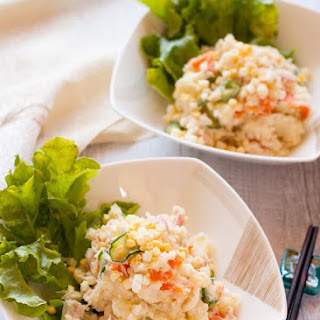 Japanese Salad Mayonnaise Recipes