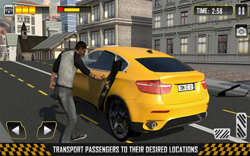 玩免費模擬APP|下載전기 택시 차량 시뮬레이터 3D app不用錢|硬是要APP