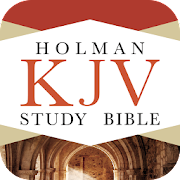 App Icon for Holman KJV Study Bible App in United States Google Play Store