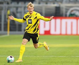 Borussia Dortmund: nouvelle tuile pour Julian Brandt