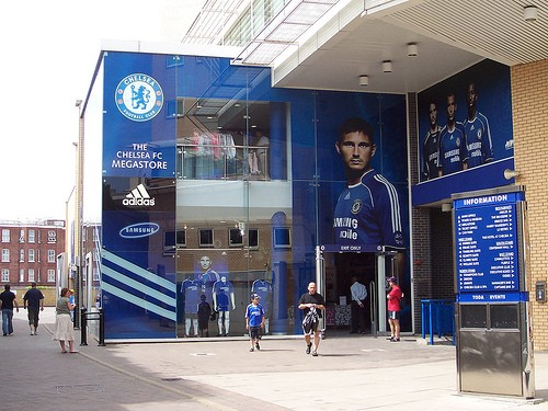 Photo Chelsea Mega Store